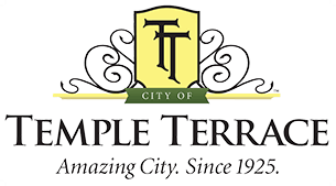 Temple Terrace - Amazing City. Since 1925.